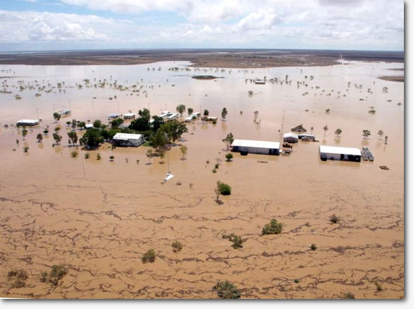 Queensland Floods JREF Forum